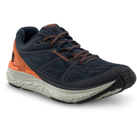 Topo Athletic Phantom Chaussures de trail Homme, navy/orange